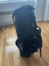 Titleist Players 4 Plus Stadry Stand Bag - Navy