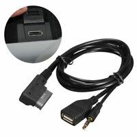 Cavo usb jack 3.5mm audio interfaccia MMI AMI autoradio Audi A6L A8L Q7 A3 A4 A1