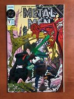 Metal Men #1 (1993) 9.2 NM DC Key Issue Comic Book Foil Cover High Grade