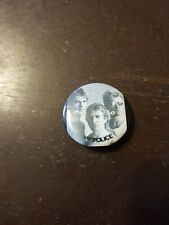 Vintage 1983 The Police Button