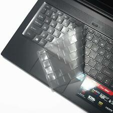"""Leze - Ultra Thin Keyboard Skin Cover for 15.6"""" MSI GS65 P65 WS65 GF63 Gaming La"""