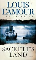 Sacketts Land: A Novel by Louis LAmour