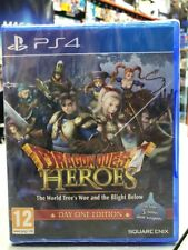 Dragon Quest Heroes DayOne Edition Uk PS4 NUOVO