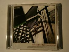 Autumn Blood (Constructions) CD (Andrew Liles, Colin Potter) COIL, SIOUXSIE
