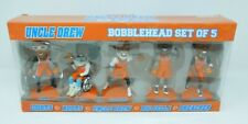 """Set of 5 Uncle Drew Movie Limited Edition Set of 5 - 4.5""""-5"""" Bobblehead"""