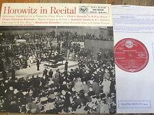 RB 16019 Horovitz in Recital R/S