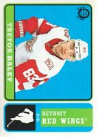 2018-19 O-Pee-Chee Retro #181 Trevor Daley Detroit Red Wings