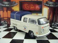 '17 GREENLIGHT CHEVRON 1974 VW VOLKSWAGEN DOUBLE CAB PICKUP WITH CANOPY
