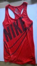 MENS NIKE SLIM FIT SPORTWEAR  TANK TOP RED SIZE SMALL S