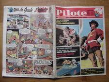 1963 PILOTE 197 pilotorama PRISE DE LA SMALA Paris Luxembourg cyclisme Pilote
