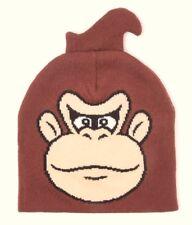 Berretta Super Mario Bros - Donkey Kong Beanie Winter Hat Nintendo Bioworld