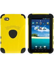 Coque Trident AEGIS Series jaune pour Samsung Galaxy Tab P1000