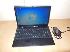 Sony Vaio laptop model PCG-71911M Intel B 950 2.10GHz RAM 4GB HDD 500 GB.