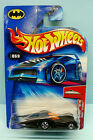 2333 HOT WHEELS / CARTE US / 2004 FIRST EDITIONS / CROOZE BATMOBILE 1/64