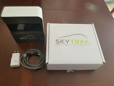 Skytrak golf simulator launch monitor
