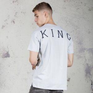 KING APPAREL - Men's Fashion - Poplar T-shirt - Sky Blue [BNWT]
