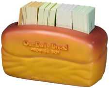 Dayspring Our Daily Bread Promise Box With Scripture Cards 5.0 Average