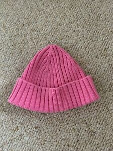 Arket Baby Winter Hat 0-2 Months Pink