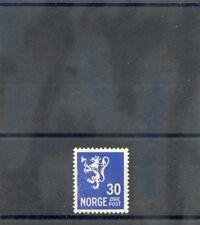 Norway Sc 172(Mi 186)*F-Vf Nh 1937 30 O Ultramarine $40