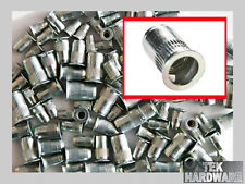 Countersunk Rivet Nut Inserts. M4. M5. M6. M8. 100Pk.. Rivnuts, Riv, Nutserts