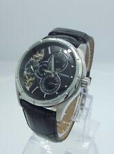 Fossil Twist ME1038 men's watch semi automatic black NOS ME-1038 analog 5 ATM