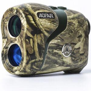 AOFAR HX-800H Hunting Laser Range Finder 800Y  Shooting Archery Range Bow
