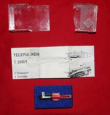 Tête lecture cellule neuve  Telefunken T-260/1 NOS Original cartridge (#2)