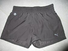 Puma Hose kurz Laufhose Lauftight Shorts Regular Fit schwarz Gr. L 40