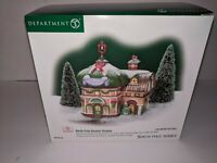 JACK IN THE BOX PLANT NO 2 #56.56705 DEPARTMENT 56 NORTH POLE SERIES