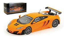 Minichamps McLaren MP4-12C GT3 Orange 2012 - 1/43 Scale Resin Limited Edition