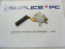 HP Dv9000 9500 9700 dissipateur thermique carte graphique
