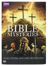 BBC Bible Mysteries DVD Documentary-Christianity Origins-Crucifixion-NEW/Sealed