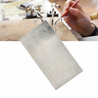 Silver Solder Sheet Plate Jewelry Making Soldering Repair Soft Easy Flow Solder