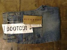 Richmond blue womens jeans 3/4 lenght 26' 21L