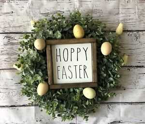 Hoppy Easter Sign