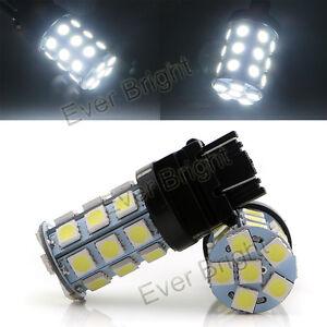 100Pcs T25 3157 5050 24SMD LED Backup Reverse Tail Turn Signal Light Bulb DC 12V