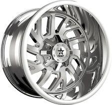22 inch 22x14 RBP Glock Chrome wheel rim 6x5.5 6x139.7 -76