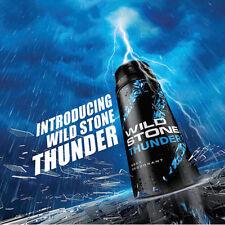 Wild Stone Thunder Deodorant For Men, 150ml