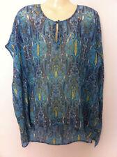 Paisley Regular Sleeve Casual Tops & Blouses for Women