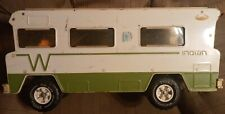 """1970s Vintage Tonka Winnebago Indian RV Motorhome Camper Toy 22"""" Pressed Steel"""
