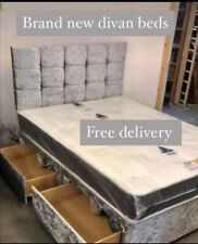 🚨🌟DIVAN BEDS now available in all sizes and colours🌟