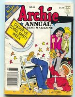 Archie Annual Digest Magazine Library 68 1995 FN Betty Veronica