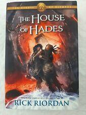 The House of Hades (Heroes of Olympus, Book 4) Hardcover 2013 Rick Riordan