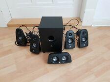 Logitech Boxen 5.1 Surround Sound Z506