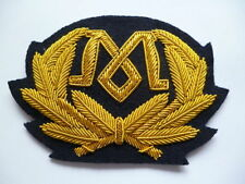 Merchant Navy Collectable Badges