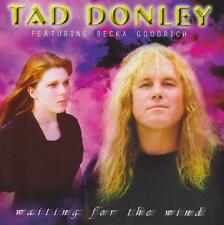 TAD DONLEY  -  WAITING FOR THE WIND  -  CD, 1998