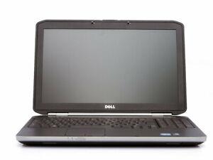 """Dell Latitude 15.6"""" Laptop - 3rd Gen Core i5 4Gb RAM 320GB Windows 10 WiFi HDMI"""