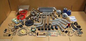 LSx 1000HP FOR Chevy Twin Turbo Kit Turbocharger v8 LS1 LS2 LS6 LS7 Ls Vortec
