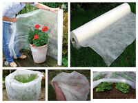 10M x 3.2M Frost & Insect Protection Sheet Roll Garden Plants Crop Fleece Protec