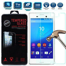 Genuine Gorilla Tempered Glass Screen Protector Sony Xperia M4 Aqua / Dual E2303